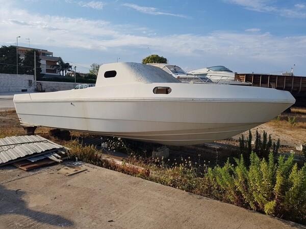 12#5748 Imbarcazione Italcraft e stampi fabbricazione imbarcazioni in vendita - foto 128