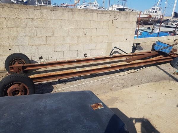 12#5748 Imbarcazione Italcraft e stampi fabbricazione imbarcazioni in vendita - foto 152