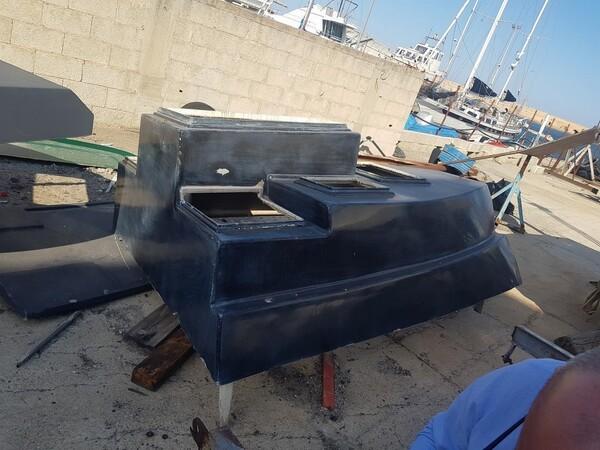 12#5748 Imbarcazione Italcraft e stampi fabbricazione imbarcazioni in vendita - foto 156