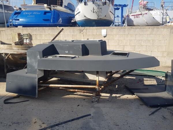 12#5748 Imbarcazione Italcraft e stampi fabbricazione imbarcazioni in vendita - foto 157