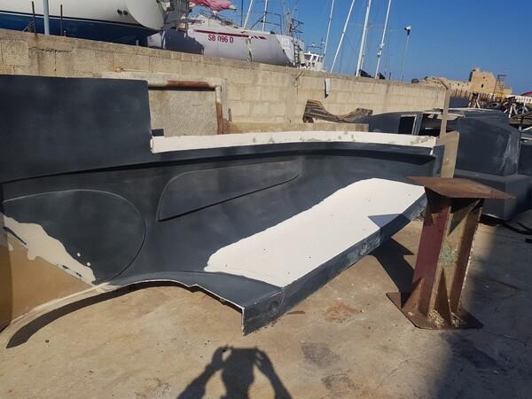 12#5748 Imbarcazione Italcraft e stampi fabbricazione imbarcazioni in vendita - foto 158