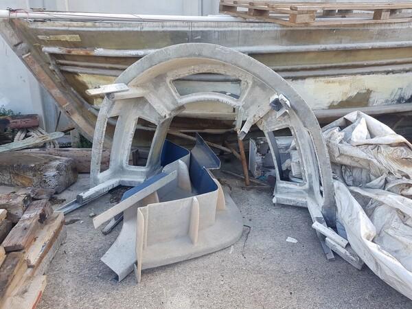 12#5748 Imbarcazione Italcraft e stampi fabbricazione imbarcazioni in vendita - foto 161