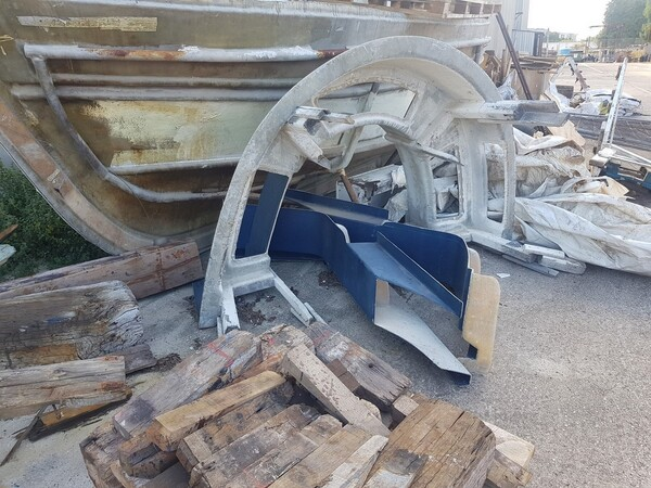 12#5748 Imbarcazione Italcraft e stampi fabbricazione imbarcazioni in vendita - foto 162