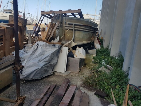 12#5748 Imbarcazione Italcraft e stampi fabbricazione imbarcazioni in vendita - foto 163