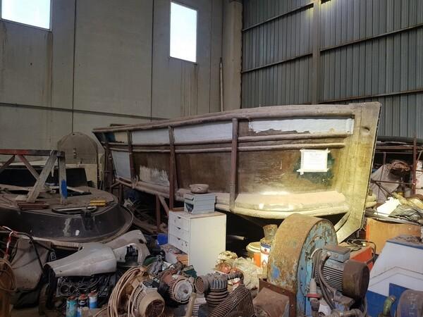 12#5748 Imbarcazione Italcraft e stampi fabbricazione imbarcazioni in vendita - foto 167