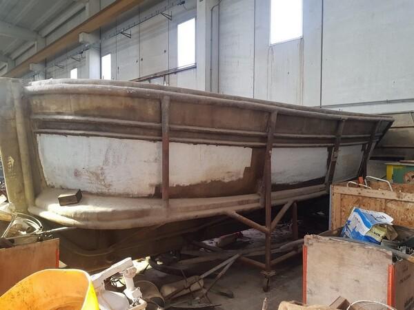 12#5748 Imbarcazione Italcraft e stampi fabbricazione imbarcazioni in vendita - foto 168