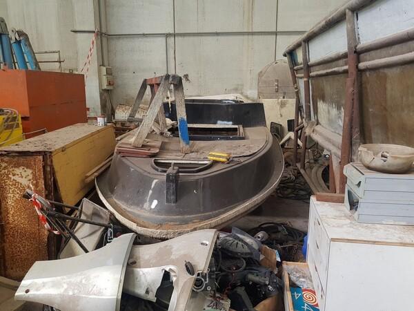 12#5748 Imbarcazione Italcraft e stampi fabbricazione imbarcazioni in vendita - foto 169