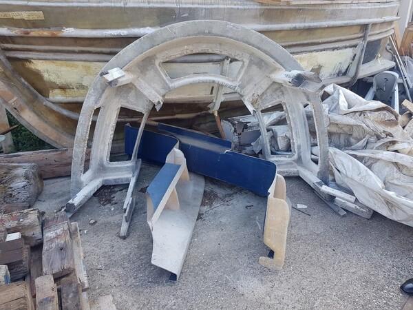 12#5748 Imbarcazione Italcraft e stampi fabbricazione imbarcazioni in vendita - foto 170