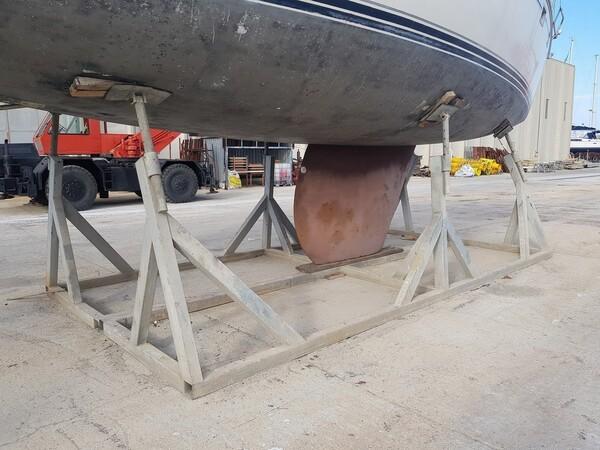 12#5748 Imbarcazione Italcraft e stampi fabbricazione imbarcazioni in vendita - foto 189