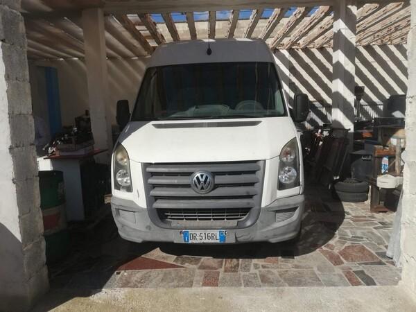 14#5748 Autocarro Volkswagen Crafter in vendita - foto 1