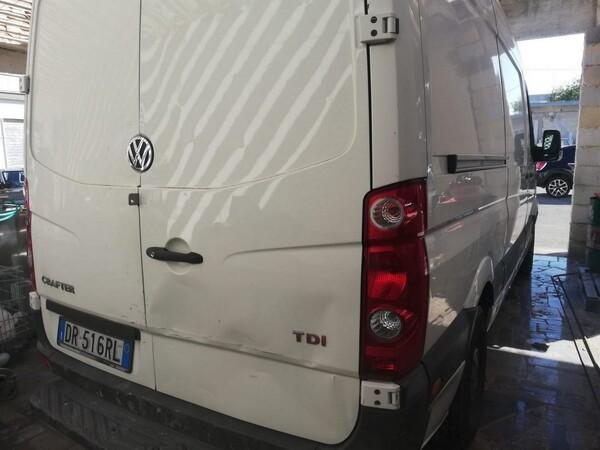 14#5748 Autocarro Volkswagen Crafter in vendita - foto 5