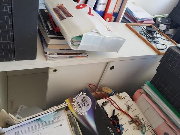 3#5748 Arredi e attrezzature elettroniche per ufficio in vendita - foto 15