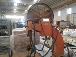 Sega a nastro Centauro e macchinari lavorazione legno