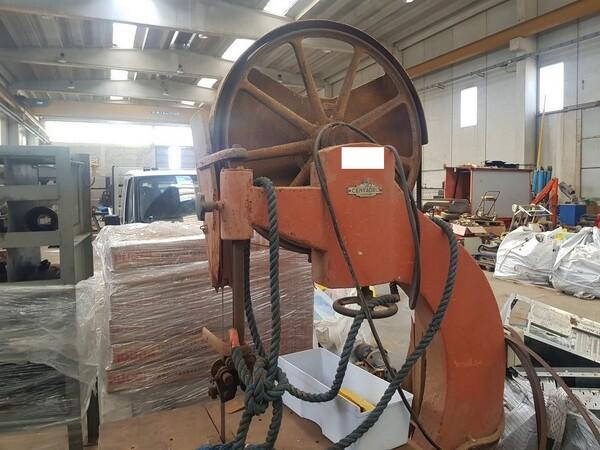7#5748 Sega a nastro Centauro e macchinari lavorazione legno in vendita - foto 1
