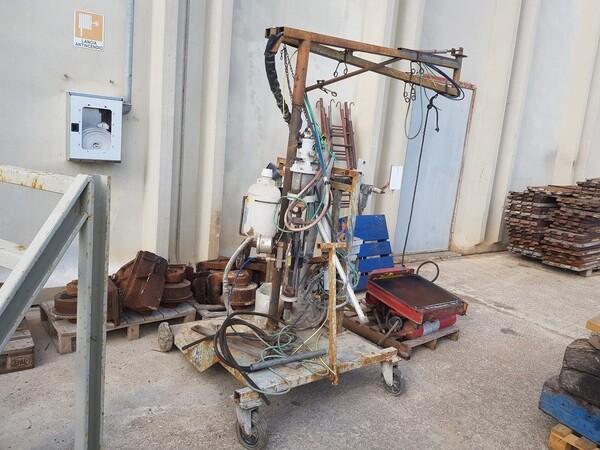 7#5748 Sega a nastro Centauro e macchinari lavorazione legno in vendita - foto 3