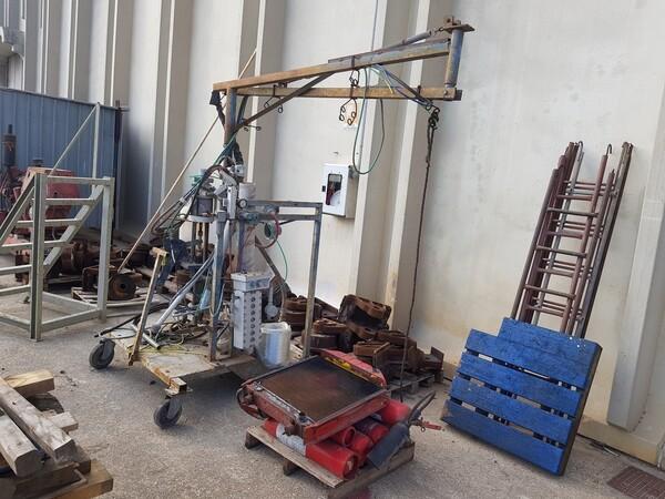 7#5748 Sega a nastro Centauro e macchinari lavorazione legno in vendita - foto 4