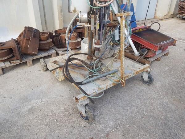 7#5748 Sega a nastro Centauro e macchinari lavorazione legno in vendita - foto 9