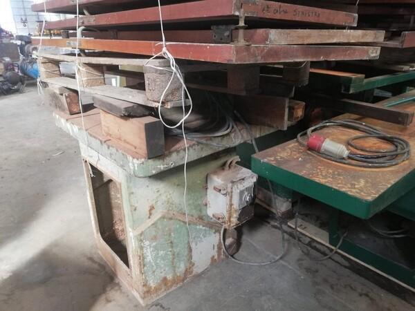 7#5748 Sega a nastro Centauro e macchinari lavorazione legno in vendita - foto 10
