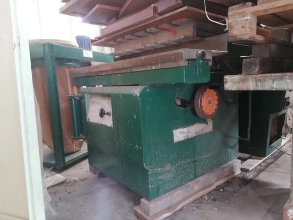 7#5748 Sega a nastro Centauro e macchinari lavorazione legno in vendita - foto 11