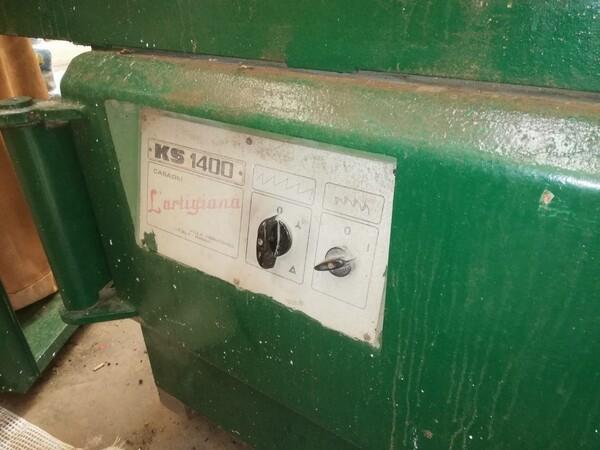 7#5748 Sega a nastro Centauro e macchinari lavorazione legno in vendita - foto 12
