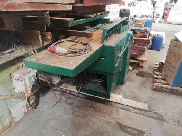 7#5748 Sega a nastro Centauro e macchinari lavorazione legno in vendita - foto 13