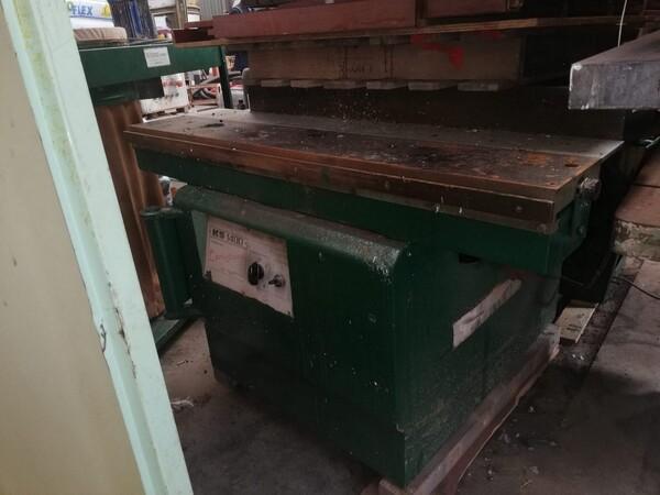 7#5748 Sega a nastro Centauro e macchinari lavorazione legno in vendita - foto 15
