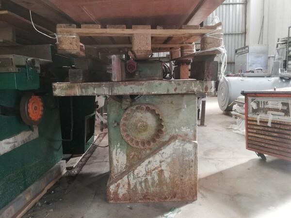 7#5748 Sega a nastro Centauro e macchinari lavorazione legno in vendita - foto 18