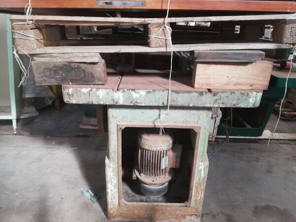 7#5748 Sega a nastro Centauro e macchinari lavorazione legno in vendita - foto 19