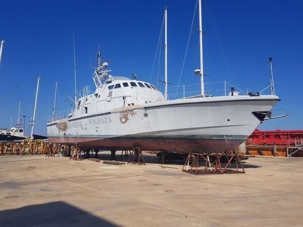 8#5748 Ex Motovedetta GDF in vendita - foto 1