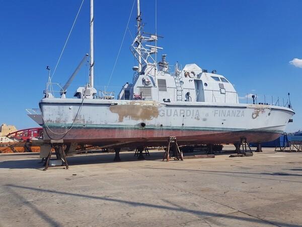 8#5748 Ex Motovedetta GDF in vendita - foto 2