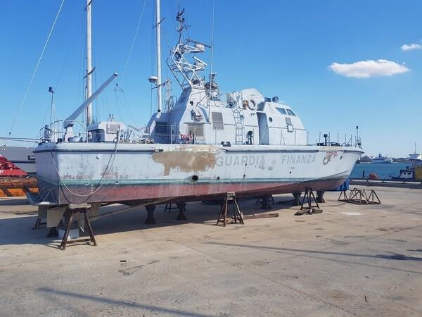 8#5748 Ex Motovedetta GDF in vendita - foto 3