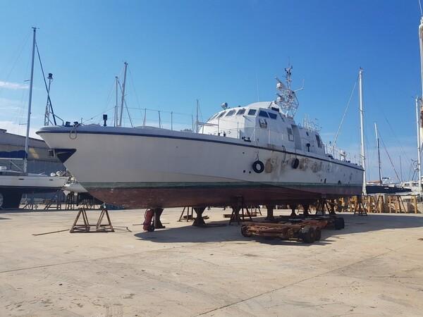 8#5748 Ex Motovedetta GDF in vendita - foto 5