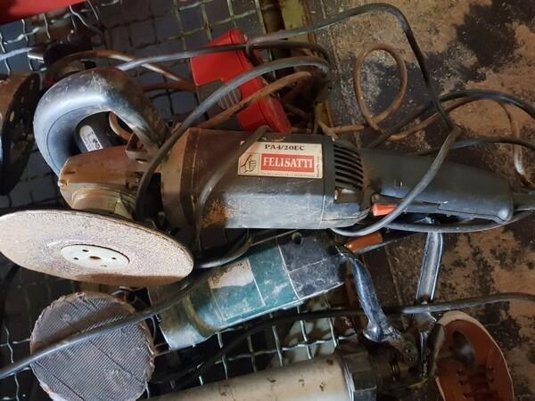 9#5748 Attrezzature da cantiere in vendita - foto 43