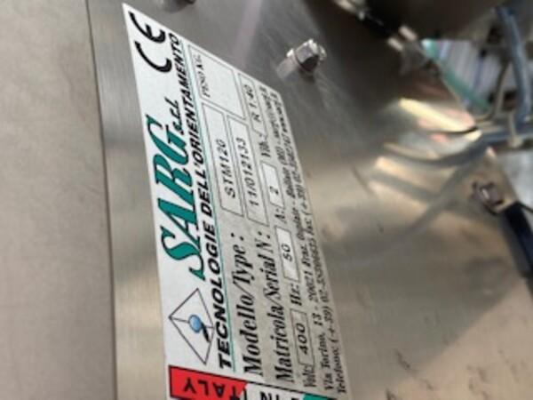 21#5751 Orientatore Meccanico Sarg STM 120 in vendita - foto 2