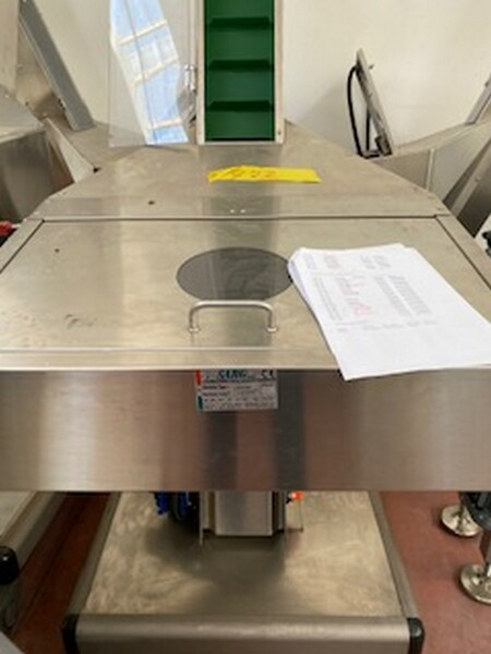 28#5751 Elevatore a palette Sarg ENF150 in vendita - foto 5