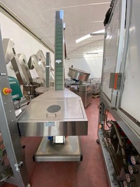 31#5751 Elevatore a palette Sarg ENF150 in vendita - foto 6