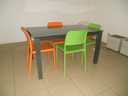 Stones table and chairs - Lot 11 (Auction 5754)