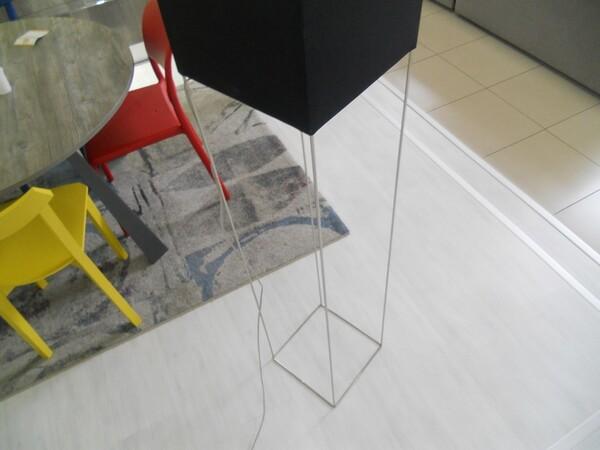 30#5754 Specchio rettangolare e appendiabiti in ferro in vendita - foto 31