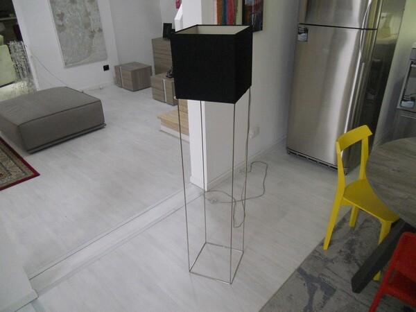 30#5754 Specchio rettangolare e appendiabiti in ferro in vendita - foto 33