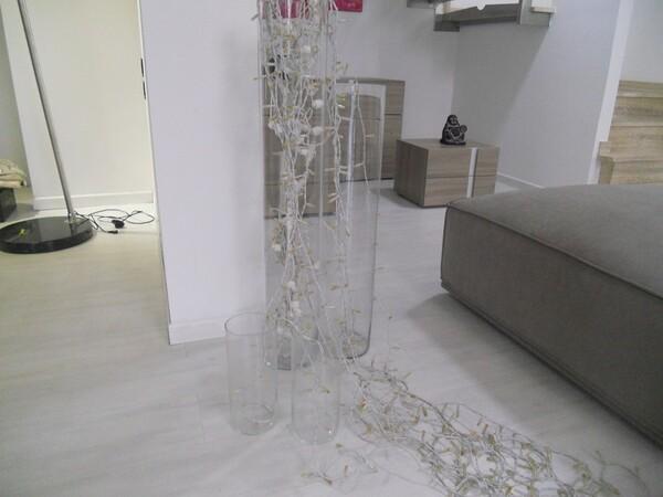 30#5754 Specchio rettangolare e appendiabiti in ferro in vendita - foto 56