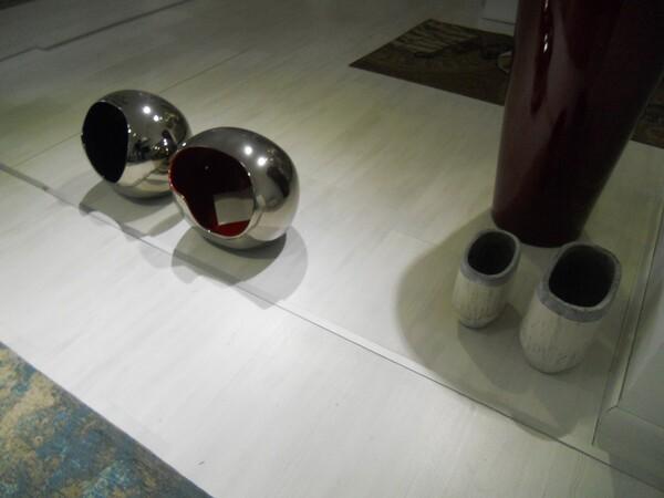 30#5754 Specchio rettangolare e appendiabiti in ferro in vendita - foto 69