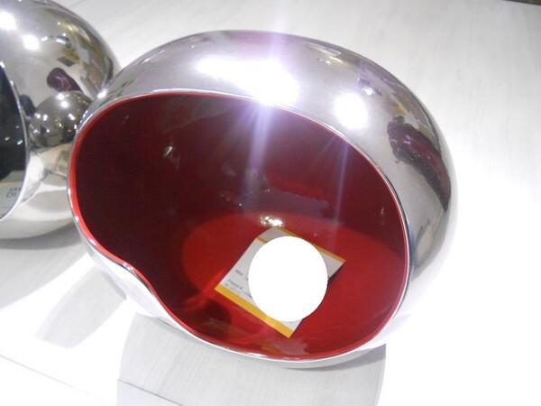 30#5754 Specchio rettangolare e appendiabiti in ferro in vendita - foto 72