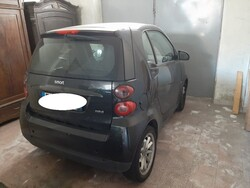 Autovettura Smart Fortwo Coupé - Lotto 33 (Asta 5754)