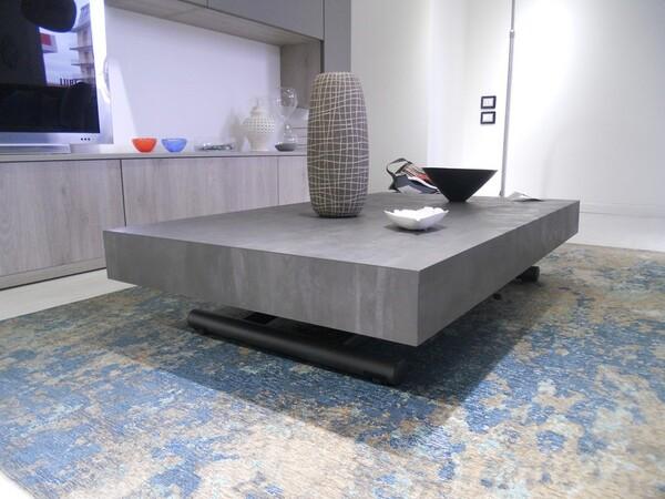 4#5754 Tavolino interdiv e trittico Orme in vendita - foto 25