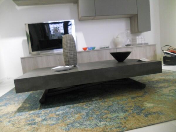 4#5754 Tavolino interdiv e trittico Orme in vendita - foto 33