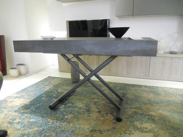 4#5754 Tavolino interdiv e trittico Orme in vendita - foto 34