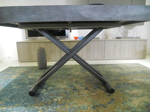 4#5754 Tavolino interdiv e trittico Orme in vendita - foto 35