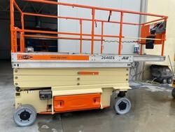 Haulotte Optimum vertical platforms and JLG Boomlift platform - Auction 5755