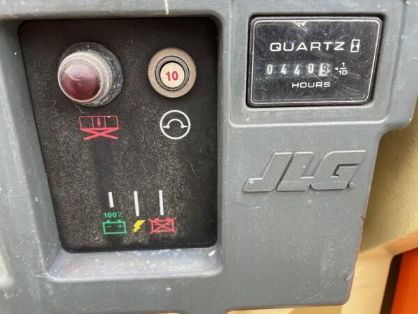 10#5755 Piattaforma aerea a pantografo JLG in vendita - foto 6