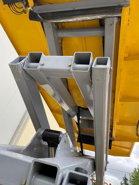 11#5755 Piattaforma aerea a pantografo in vendita - foto 12